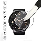 ❤️Jonerytime❤️1-Pack Tempered Glass Screen Protector for Samsung Galaxy Watch 42/46mm (42MM, 1PC)