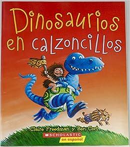 Dinosaurios en calzoncillos