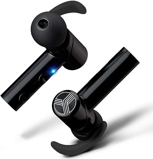 TREBLAB X2 Écouteurs Bluetooth Révolutionnaires avec Charging Boîte, Véritable Qualité Sonore 3D, Oreillette sans Fil Écouteurs Antibruit