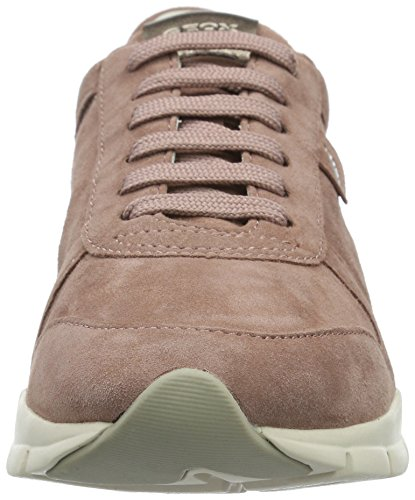 Geox D Sukie A, Zapatillas Mujer Pink (OLD ROSEC8014)