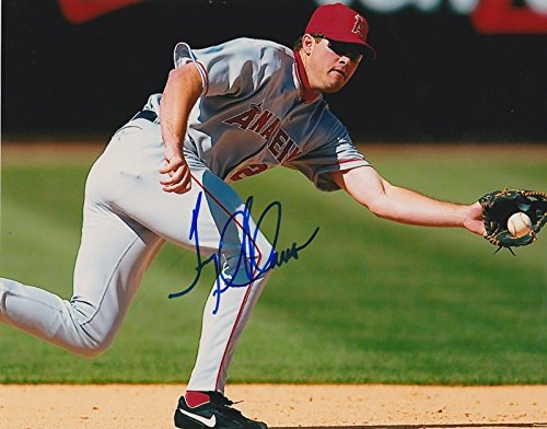 (Autographed Troy Glaus Photo - 8x10 - Autographed MLB Photos)