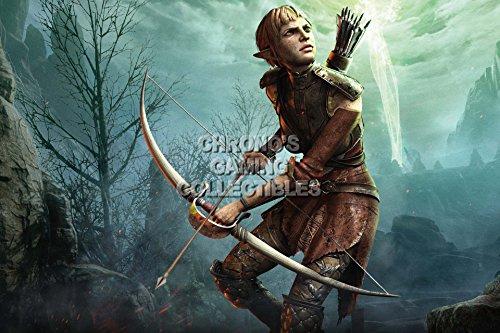 "Price comparison product image CGC Huge Poster - Dragon Age Inqusition Sera - PS3 PS4 XBOX 360 ONE - DAI002 (16"" x 24"" (41cm x 61cm))"