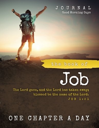 The Book of Job Journal {For Guys}: One Chapter a Day
