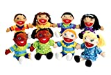 Excellerations Girl & Boy Puppet Pairs - Set of All 8 (Item # KIDPUPS)