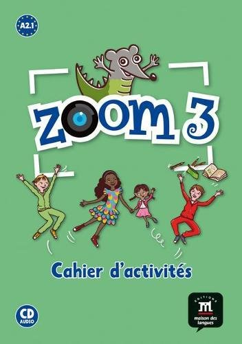 Download Zoom: Cahier D'activites 3 (French Edition) pdf