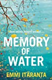 Front cover for the book Memory of Water by Emmi Itäranta