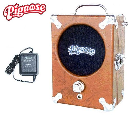 Pignose Legendary Amp With AC Power Supply Bundle by Pignose