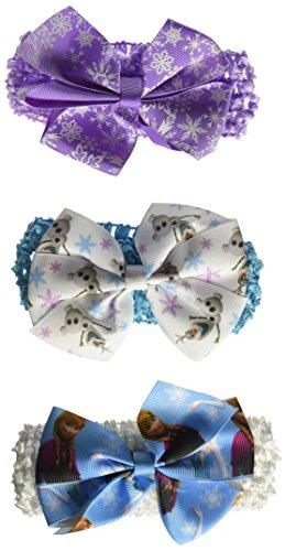 [Disney Frozen Hair Box Set (3-Pack)] (Disney Frozen Hair Clips)
