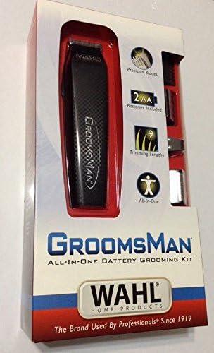 Nuevo. Wahl Groomsman todo en uno de aseo recargable trimmer ...