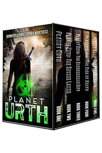 Planet Urth 5-Book Boxed Set