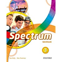 Spectrum 3. Workbook - 9780194852456