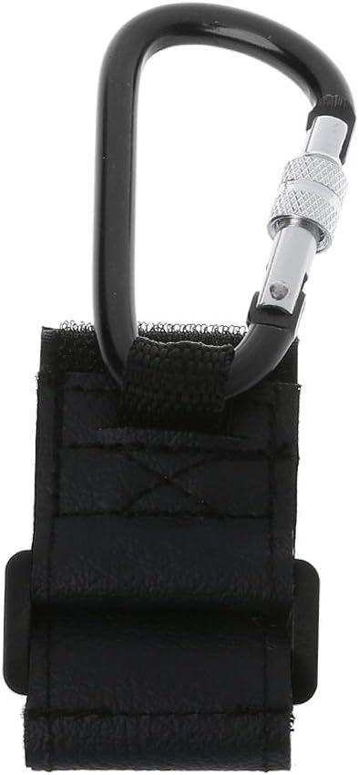 Rouge Manyo Crochets Poussette en Alliage Daluminium Pince Poussette Universelles Couverture Clips Accessoire Poussette Mousquetons de Poussette