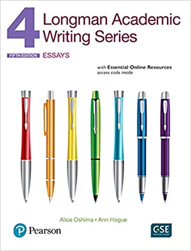 amazoncom longman academic writing series  essays with  longman academic writing series  essays with essential online resources  th edition