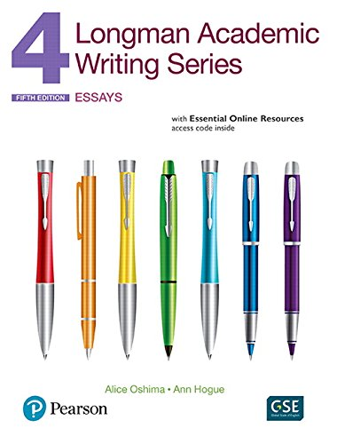 (Longman Academic Writing Series 4: Essays, with Essential Online Resources )
