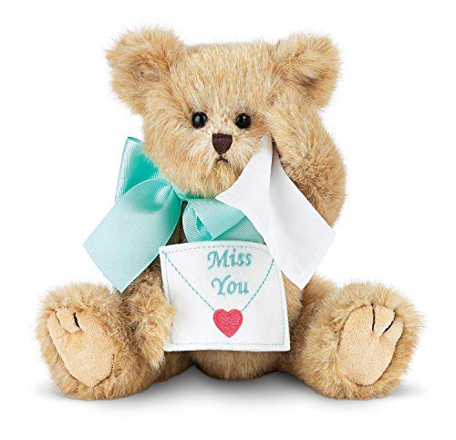 Bearington Collection Collection Beary Blue Without You Miss You Plush Teddy Bear 10