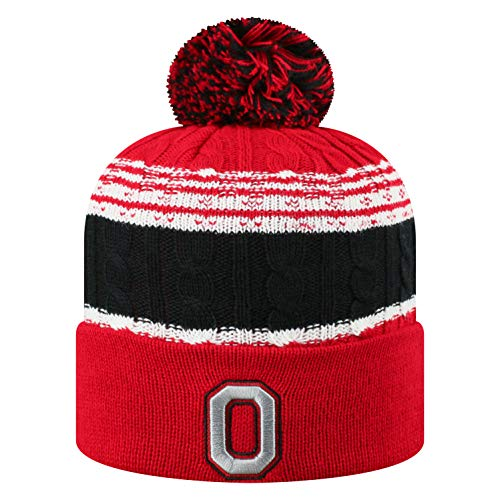 newest collection 658d6 1d451 Ohio State Buckeyes Pom Hat