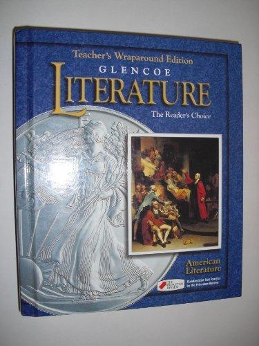Glencoe Literature American Literature Grade 11: Teacher Wraparound Edition