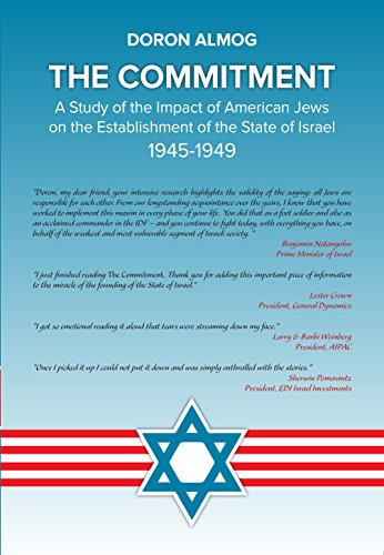 The Commitment: The Impact of American Jews on the Establishment of the State of Israel (Israel Post)