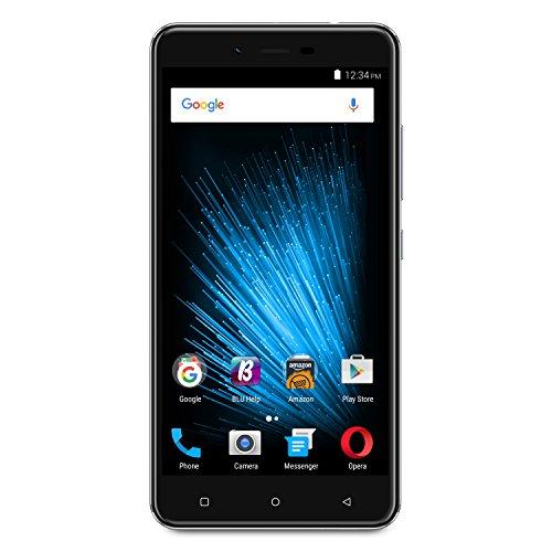 BLU VIVO XL2 – 5.5″ 4G LTE GSM Unlocked Smartphone  – 32GB+3GB RAM -Blue