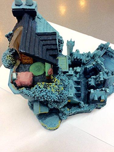 - Peter Pan's London - Miniature Cityscape by Robert Olszewski for Goebel