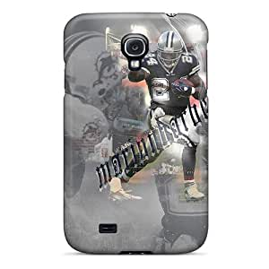 New Premium Flip Case Cover Dallas Cowboys Skin Case For Galaxy S4