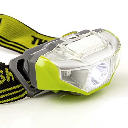 Buy cheap clearviewlight water resistant led camping cree headlamp green