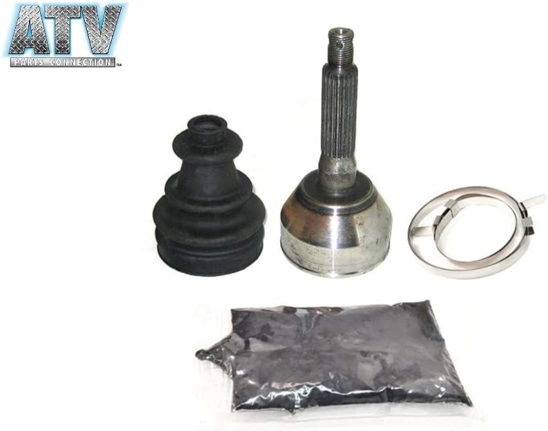 Sportsman 700 2005 ATVPC Front Outer CV Joint Kit for Polaris Sportsman 400 2005 Sportsman 500 2005 Sportsman 600 2005 Sportsman 800 2005-2006