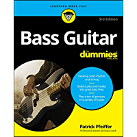 Bass Guitar For Dummies (For Dummies (Music)) book cover