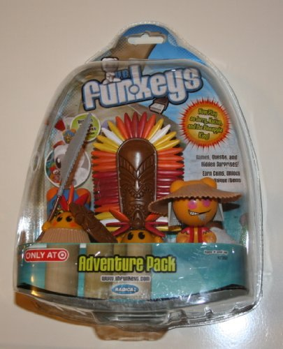 U.B. Funkeys Exclusive Adventure Pack for sale  Delivered anywhere in USA