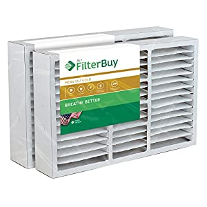 Honeywell Replacement Furnace Filter / Air Filter - AFB Gold MERV 11 (2 Pack)