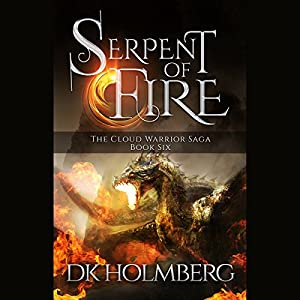 Serpent of Fire Audiobook