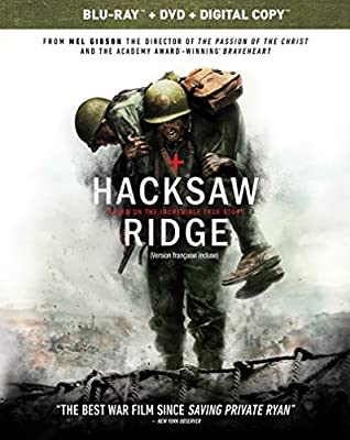 Hacksaw Ridge [Blu-ray + DVD + Digital HD]