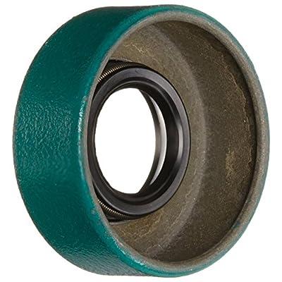 "SKF 4355 LDS & Small Bore Seal, R Lip Code, CRW1 Style, Inch, 0.438"" Shaft Diameter, 0.999"" Bore Diameter, 0.375"" Width: Industrial & Scientific"