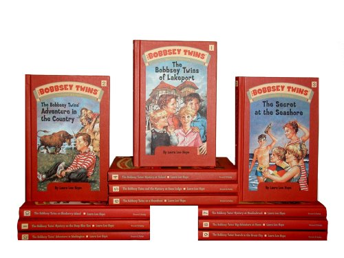 Bobbsey Twins Complete Series Set, 1-12 (Bobbsey Twins 1)
