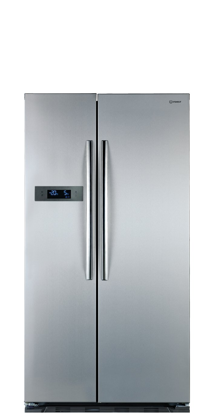 Indesit SBSAA 530 S D Independiente 537L A+ Acero inoxidable ...