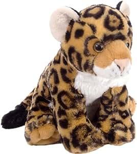 Wild Republic 11514 Cuddlekins - Jaguar de peluche (30 cm)