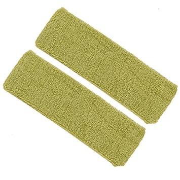 Bandas Para la cabeza de Pelo eDealMax deportes al aire Libre lavable elástico diadema 6.3 pulgadas