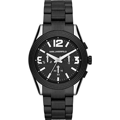 karl-lagerfeld-kl2801-chronograph-textured-bracelet-mens-watch