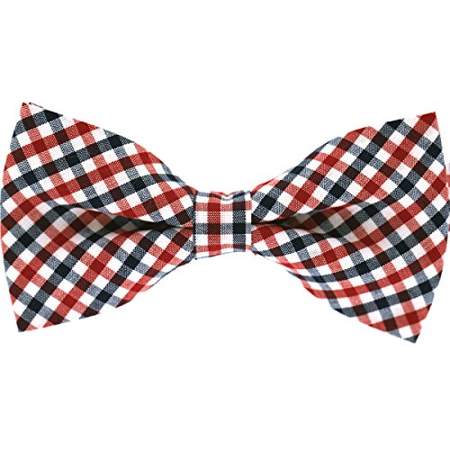 Fancy Dog Bows (Tok Tok Designs Formal Dog Bow Ties Collection for Medium & Large Dogs (B133, 100% Cotton))