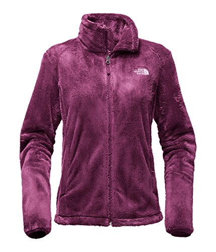 The North Face Women's Osito 2 Jacket Amaranth Purple Large