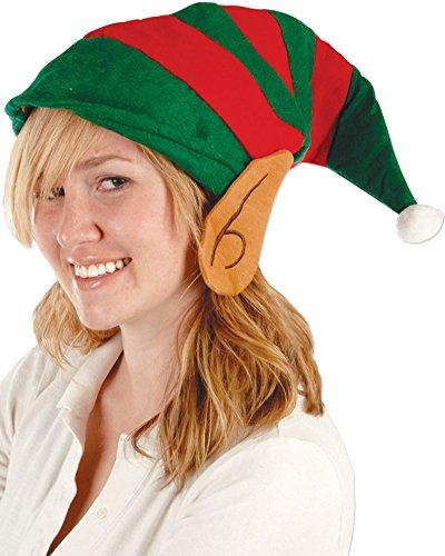 (Beistle 20735 Felt Elf Hat with Ears )