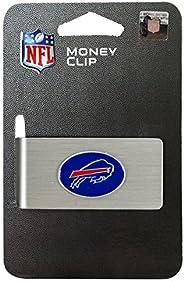 Siskiyou Sports NFL Buffalo Bills Brushed Money Clip