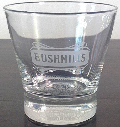 bushmills-irish-whiskey-glass-tumbler-etched-400th-anniversary