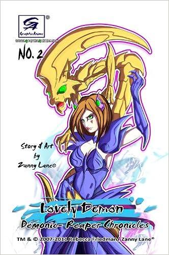 Manual Lovely Demon: Demonic-Reaper Chronicles #2