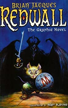 Redwall: The Graphic Novel 0399244816 Book Cover