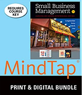 Small business management mindtap course list justin g bundle small business management 17th mindtap management 1 term 6 months fandeluxe