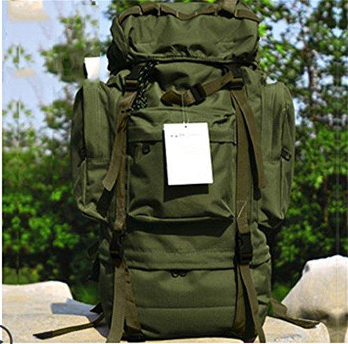 BUSL bolso que sube al aire libre 65L mochila de gran capacidad mochila bolsa de equipaje . c d