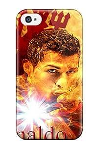 Fashionable Style Case Cover Skin For iPhone 6 plus 5.5- Cristiano Ronaldo Vs Barcelona