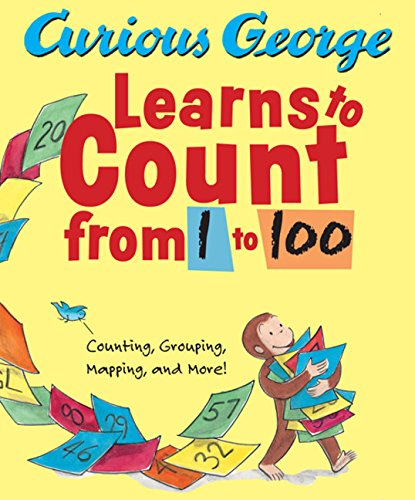 Curious George Learns Count 100