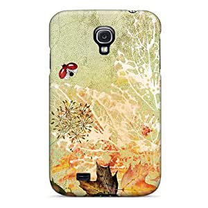 High Quality Shock Absorbing Case For Galaxy S4-septembers Song
